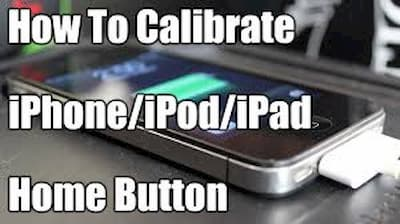 Recalibrate the Home Button of Our iPad